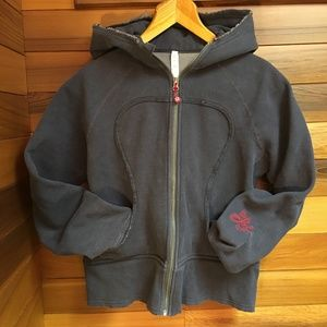 Lululemon Limited Edition Love Scuba Hoodie